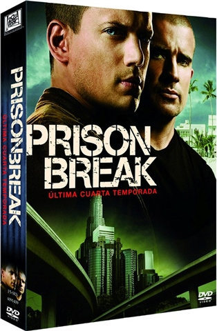 Prison Break: Cuarta Temporada - CeX (ES): - Comprar, vender, Donar