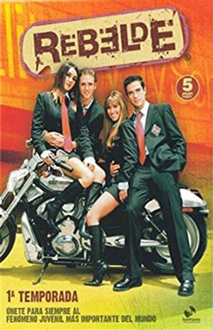 Rebelde Temporada 1 - CeX (ES): - Comprar, vender, Donar