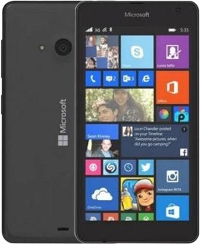 74a9847c048 Nokia Lumia 535 8GB Negro, Libre B - CeX (ES): - Comprar, vender, Donar