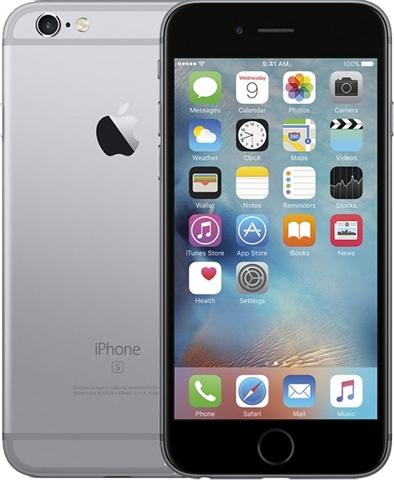 apple iphone 6s 16gb gris libre b
